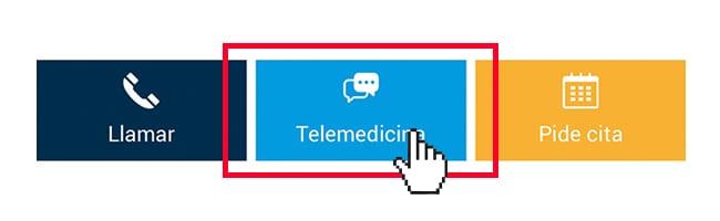 telemedicina chat privado